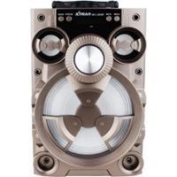 Caixa De Som Xtrad Portátil Amplificada - Unissex