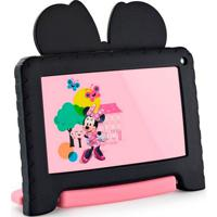 """Tablet Multilaser Minnie Mouse 7"""" 16Gb Nb340 Rosa"""