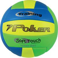 Bola Volley Ball Poker Training Neon Tricolor