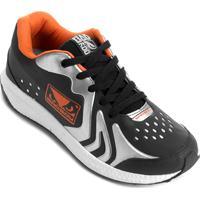 c6364dc63a5 Netshoes  Tênis Infantil Bad Boy Energy V - Unissex-Prata+Preto
