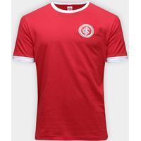 Camiseta Retrô Inter Masculina - Masculino