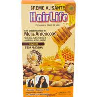 Alisante Hair Life Mel & Amêndoas Kit