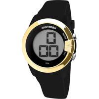 Relógio Digital Mormaii Mo130018P Preto