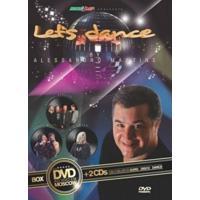 Lets Dance Festa Disco Para Maiores Dvd + 2Cds Pop