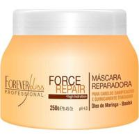 Máscara Reparadora Forever Liss Force Repair 250G - Feminino-Incolor