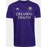 Camisa Orlando City Home 19/20 S/N° Torcedor Adidas Masculina - Masculino