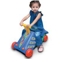 Andador Kids Port Azul Alpha Brinquedos - Tricae