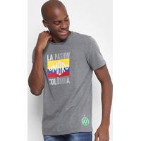 Camiseta Chapecoense La Pasion Umbro Masculina - Masculino
