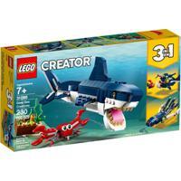 Lego Creator - 3 Em 1 - Criaturas Aquáticas - 31088