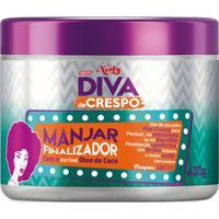 Finalizador Niely Diva De Crespo - Manjar 430G - Unissex