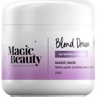 Máscara Capilar Magic Beauty Blond Dream 250G - Unissex-Incolor
