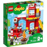 Lego Duplo - Quartel Dos Bombeiros - 10903