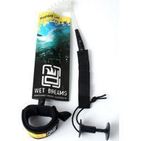 Leash Bodyboard Moulded Line Wet Dreams - Pulso - Unissex