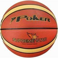 Bola Basquete Poker Supreme Star - Unissex