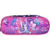Estojo Duplo My Little Pony - Equestria Girls 48699