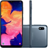Smartphone Samsung Galaxy A10 64Gb A105 Desbloqueado Preto
