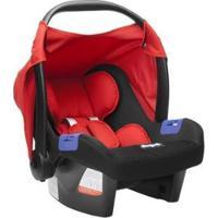 Bebê Conforto Burigotto Touring Evolution Se - Unissex-Vermelho
