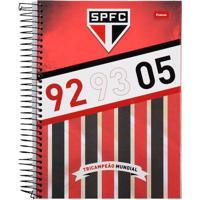 Caderno Foroni São Paulo Mundial Tricampeão 15 Matérias