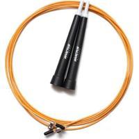 Corda De Pular Aço Speed Rope X Invictus Fitness 3 Metros - Unissex