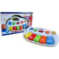 Brinquedo Musical Educativo Teclado Tecladinho Do-Ré-Mi-Fá-Sol