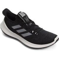Tênis Adidas Sensebounce Masculino - Masculino-Preto+Prata