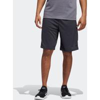 Short Adidas Essential Cinza