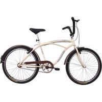 Bicicleta Retro Vintage Aro 26 Masculina Beach - Masculino
