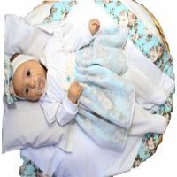 Kit Saída De Maternidade I9 Baby 5 Peças Princesa