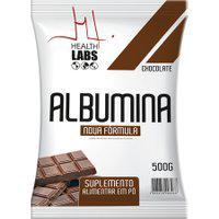 Albumina Health Labs Sabor Chocolate 500G