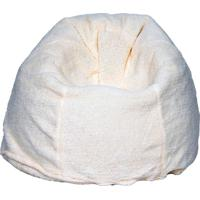 Puff Soft Pelúcia - Stay Puff - Ovelha