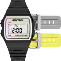 030b84cbb2 Relógio Mormaii Feminino Troca Pulseira Mojh02Ar 8P
