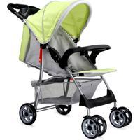 Carrinho De Bebê Esmeralda Baby Style Verde - Tricae