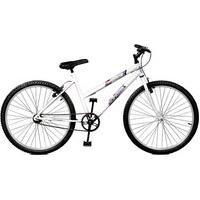 Bicicleta Master Bike Aro 26 Feline Branco