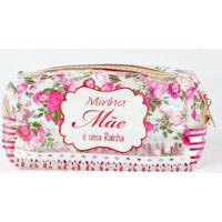 Necessaire Mãe Rosa V Rosa