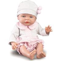 Boneca Roma Babies Hora Da Vacina - Roma - Multicolorido - Menina - Dafiti
