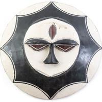 Máscara Africana Ibibio   Nigéria