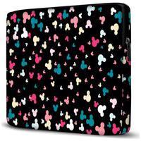 Capa Para Notebook Mickey E Minnie 15.6 À 17 Polegadas Com Bolso