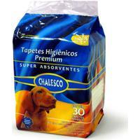 Tapetes Higiênicos Premium 60X90Cm Com 30 Unidades