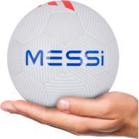 Minibola De Futebol De Campo Adidas Messi Q1 - Branco