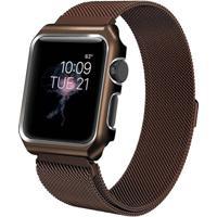 Pulseira Isd Loop Milanese Para Apple Watch 42Mm / 44Mm Marrom