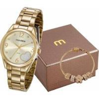 Relógio Mondaine Analógico - 83433Lpmvde1K Feminino - Feminino