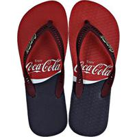 Chinelo Masc Med Coca Cola 69720013
