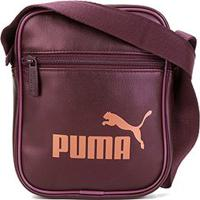 Bolsa Puma Core Up Portable - Unissex-Vinho