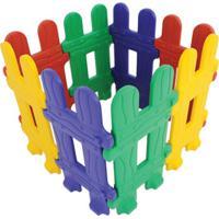 Cercadinho Xalingo Colorido Multicolorido
