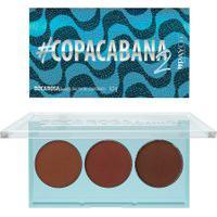 Paleta De Contorno Boca Rosa Beauty By Payot #Copacabana2 - 1 Unidade Único