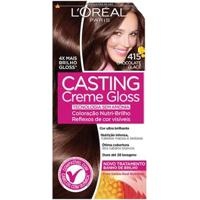 Coloração Casting Creme Gloss L'Oréal Paris 415 Chocolate Glacê - Unissex-Incolor