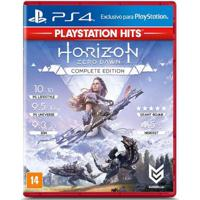 Jogo Ps4 - Horizon Zero Dawn Complete Edition Hits - Playstation Hits - Sony