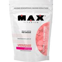 Goma L-Carnitina Auxilia Em Dietas E Controle De Peso 20 Un De 8G - Max Titanium - Unissex