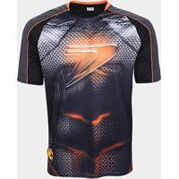 Camisa De Goleiro Poker Sublimax Iron Masculina - Unissex