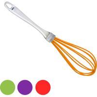 Batedor Ovo Silicone 26,5Cm Unyhome - Multicolorido - Dafiti